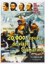 Resultado de imagen de 20 leguas de viaje submarino
